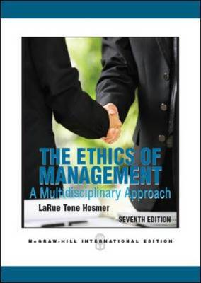 The Ethics of Management (BOK)