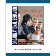 Organizational Behavior: Human Behavior at Work (BOK)