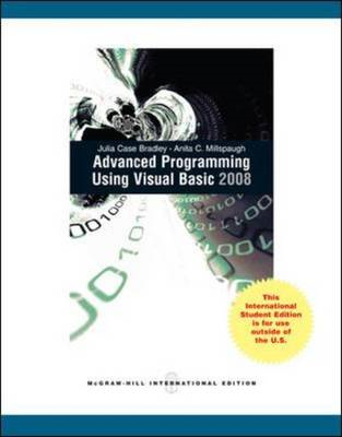 Advanced Programming Using Visual Basic 2008 (BOK)