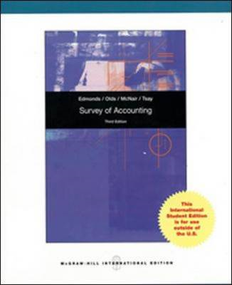 Survey of Accounting (BOK)