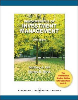 Fundamentals of Investment Management (BOK)