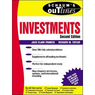 Schaum's Outline of Investments (BOK)