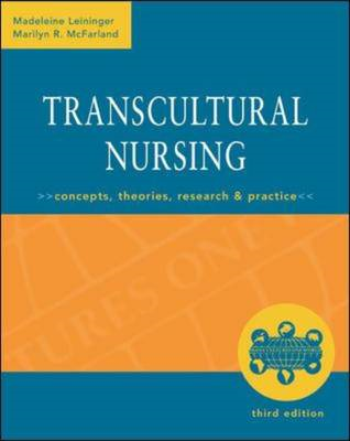 Transcultural Nursing: Concepts, Theories, Research & Practice (BOK)