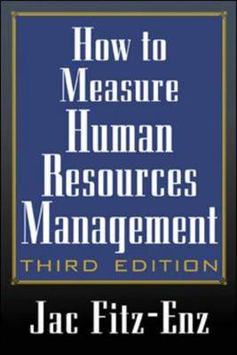 How to Measure Human Resource Management (BOK)