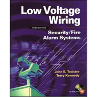 Low Voltage Wiring: Security/Fire Alarm Systems (BOK)
