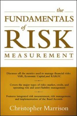 The Fundamentals of Risk Measurement (BOK)