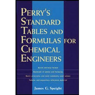 Perry's Standard Tables and Formulae For Chemical Engineers (BOK)