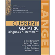 Current Geriatric Diagnosis and Treatment (BOK)
