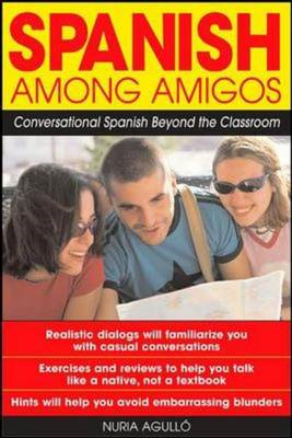 Spanish Among Amigos (BOK)