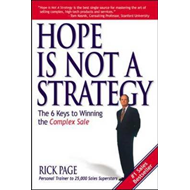 Hope is Not a Strategy (BOK)