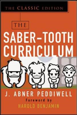 The Saber-tooth Curriculum (BOK)