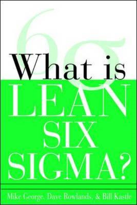 What is Lean Six Sigma (BOK)