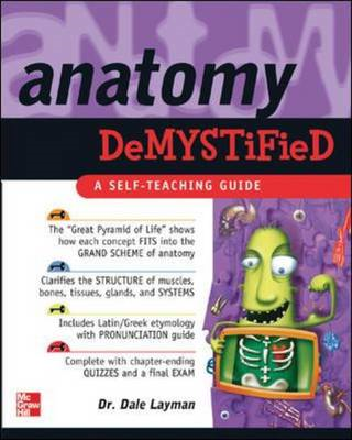 Anatomy Demystified (BOK)