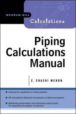 Piping Calculations Manual (BOK)