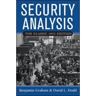 Security Analysis: The Classic 1951 Edition (BOK)