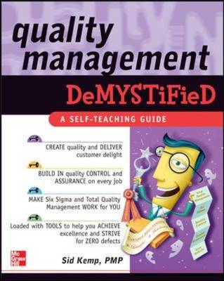 Quality Management Demystified (BOK)