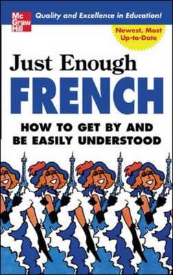 Just Enough French (BOK)