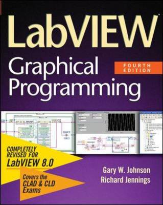 LabVIEW Graphical Programming (BOK)