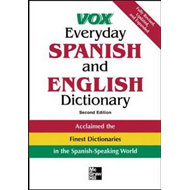 Vox Everyday Spanish and English Dictionary (BOK)