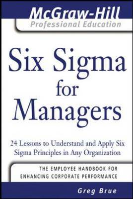 Six Sigma for Managers (BOK)