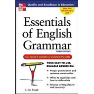 Essentials of English Grammar: A Quick Guide to Good English (BOK)