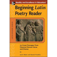 Beginning Latin Poetry Reader (BOK)