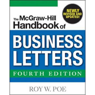 The McGraw-Hill Handbook of Business Letters (BOK)