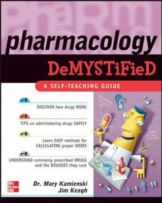 Pharmacology Demystified (BOK)