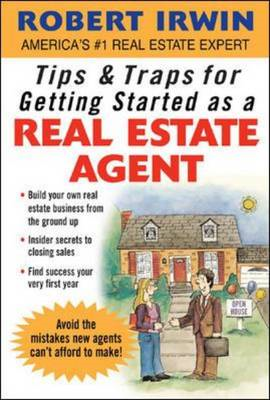 Tips and Traps for Getting Started as a Real Estate Agent (BOK)
