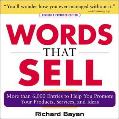 Words That Sell (BOK)