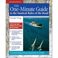One-Minute Guide to the Nautical Rules of the Road (BOK)
