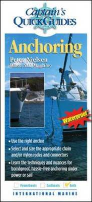 Anchoring: A Captain's Quick Guide (BOK)