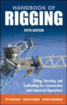 Handbook of Rigging: For Construction and Industrial Operations (BOK)