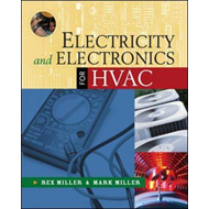 Electricity and Electronics for HVAC (BOK)