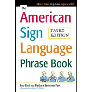 The American Sign Language Phrase Book (BOK)