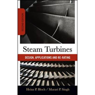 Steam Turbines: Design, Applications, and Re-rating (BOK)