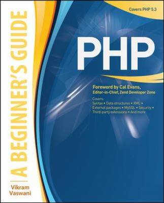 PHP: A Beginner's Guide (BOK)