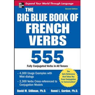 Big Blue Book of French Verbs (BOK)