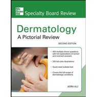 McGraw-Hill Specialty Board Review Dermatology: A Pictorial Review (BOK)