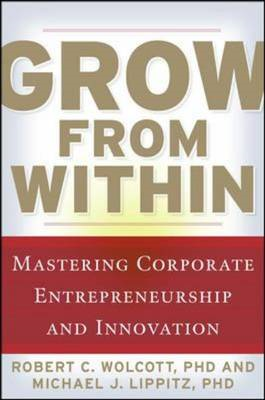 Grow from Within: Mastering Corporate Entrepreneurship and Innovation (BOK)