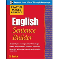 Practice Makes Perfect English Sentence Builder (BOK)