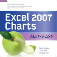 Excel 2007 Charts Made Easy (BOK)