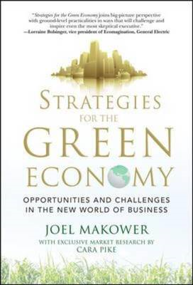 Strategies for the Green Economy: Opportunities and Challenges in the New World of Business (BOK)