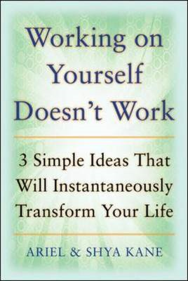 Working on Yourself Doesn't Work: The 3 Simple Ideas That Will Instantaneously Transform Your Life (BOK)