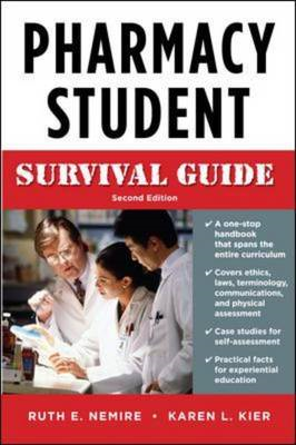 Pharmacy Student Survival Guide (BOK)