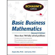 Schaum's Outline of Basic Business Mathematics (BOK)