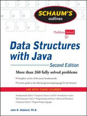 Schaum's Outline of Data Structures with Java, 2ed (BOK)