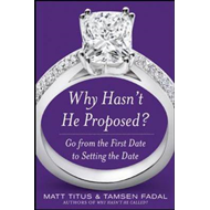 Why Hasn't He Proposed?: Go from the First Date to Setting the Date (BOK)