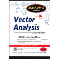 Schaum's Outline of Vector Analysis (BOK)