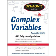 Schaum's Outline of Complex Variables, 2ed (BOK)